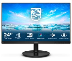 "242V8A Full HD 23.8"" LCD Monitor - Black"