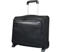 "Hanoi 15.6"" Laptop Trolley Bag - Black"