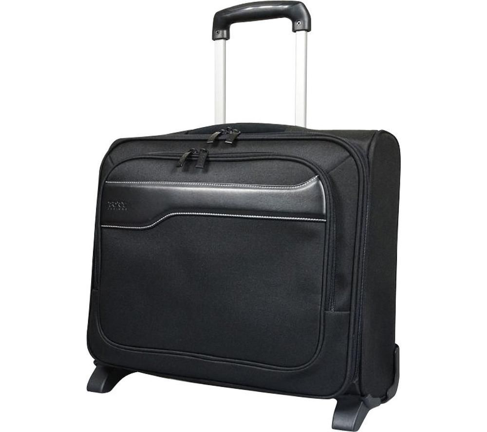 PORT DESIGNS Hanoi 15.6? Laptop Trolley Bag - Black, Black