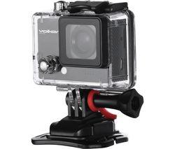 VBACAM-013BK 4K Ultra HD Action Camera - Black