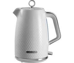 Verve 103012 Jug Kettle - White