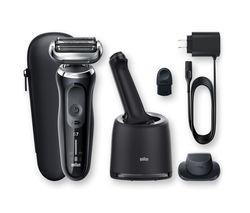 Series 7 70-N7200cc Wet & Dry Foil Shaver - Black