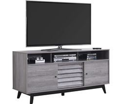 Vaughn 1823196COMUK 1499 mm TV Stand - Grey Oak