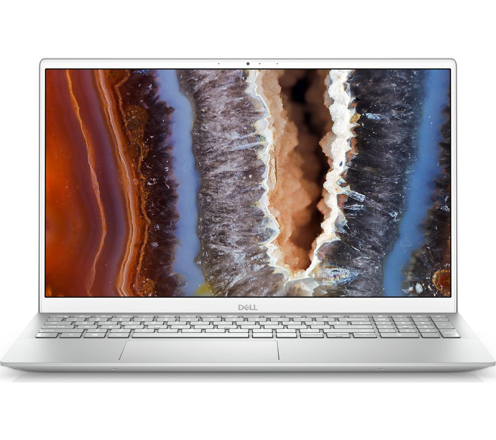 "Image of DELL Inspiron 15 5502 15.6"" Laptop - Intel®Core™ i5, 256 GB SSD, Silver, Silver"