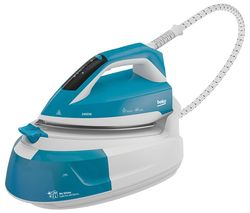 BEKO SGA6124D Steam Generator Iron - Denim Blue & White Best Price, Cheapest Prices