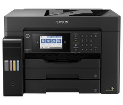 EcoTank ET-16600 All-in-One Wireless A3+ Inkjet Printer with Fax