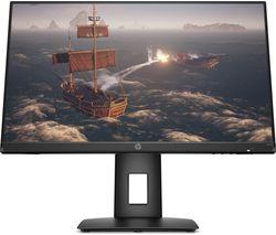 "X24ih Full HD 23.8"" IPS LCD Gaming Monitor - Black"