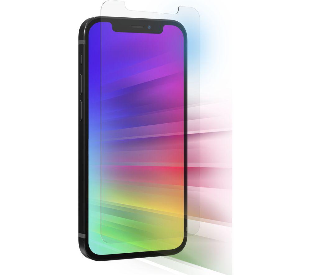 Image of ZAGG InvisibleShield Glass Elite VisionGuard iPhone 12 Mini Screen Protector