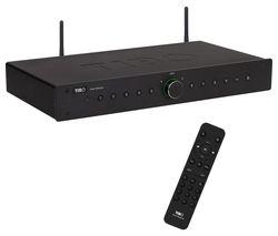 Smart Streamer Wireless Pre-Amplifier - Black