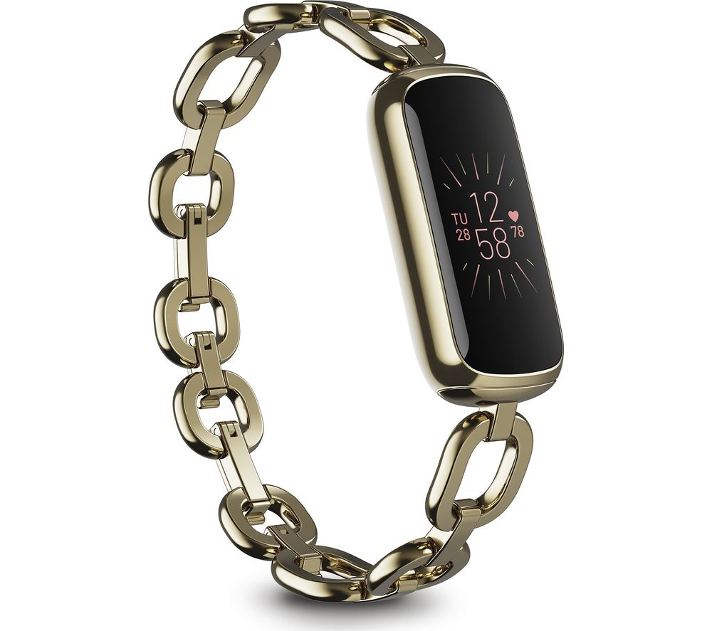 FITBIT Luxe Fitness Tracker - Special Edition gorjana, Universal
