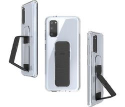 Galaxy S20 & S20 5G Case - Clear & Black