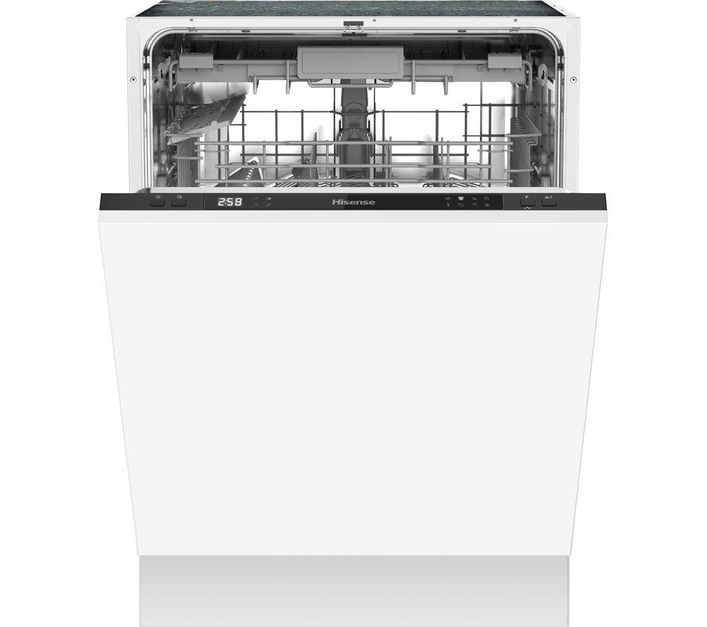 HISENSE HV603D40UK Full-size Fully Integrated Dishwasher
