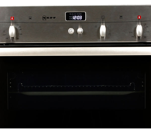 buy neff u12s32n3gb electric double oven stainless steel free rh currys co uk neff double oven u14m42n5gb instruction manual neff double oven u14m42n5gb instruction manual