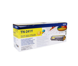 BROTHER TN241Y Yellow Toner Cartridge