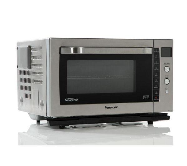Panasonic Nn Cf778sbpq Combination Microwave Stainless Steel