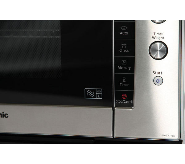 Buy Panasonic Nn Cf778sbpq Combination Microwave