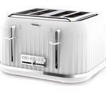 BREVILLE Impressions VTT470 4-Slice Toaster - White
