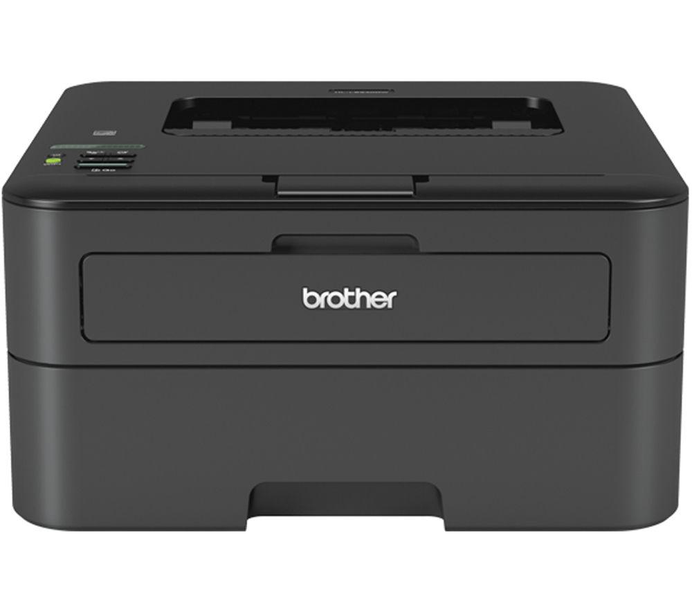 BROTHER HL2340DW Monochrome Wireless Laser Printer + TN2310 Black Toner Cartridge + A4 Premium Black Label Paper - 500 Sheets