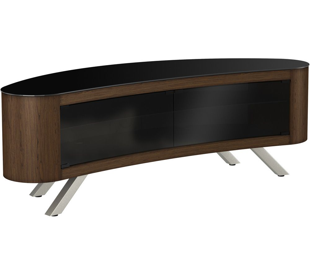 AVF Bay 1500 mm TV Stand - Walnut