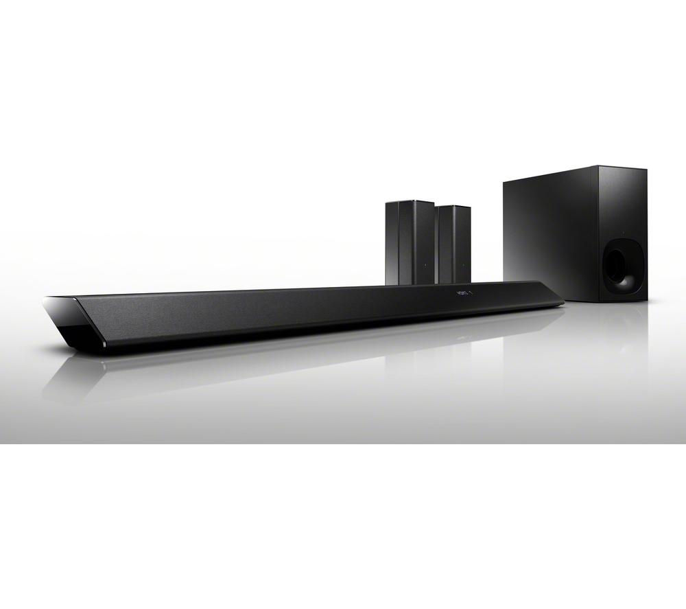 Sony Htrt5 5 1 Wireless Sound Bar