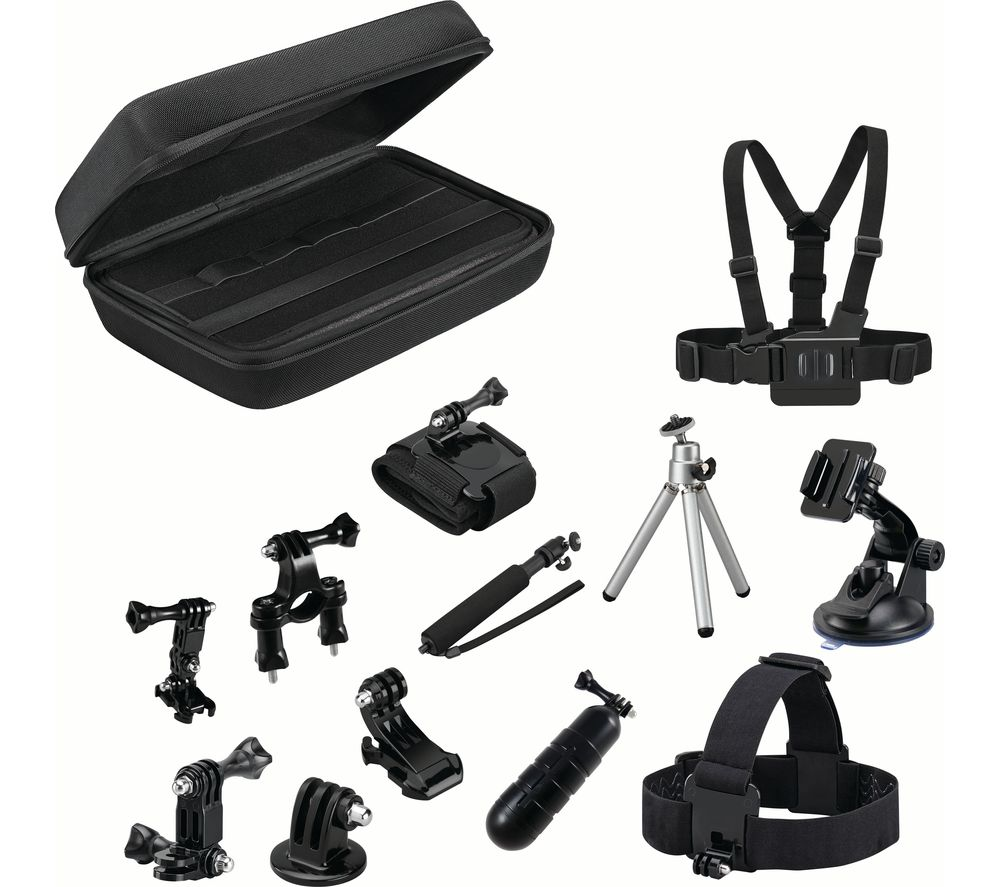 Compare prices for Goji GAGOPRO15 GoPro Accessory Kit