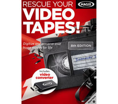 MAGIX Rescue Your Videotapes 8