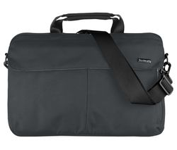 "SANDSTROM S15CCGY16 15"" Laptop Messenger Bag - Black"
