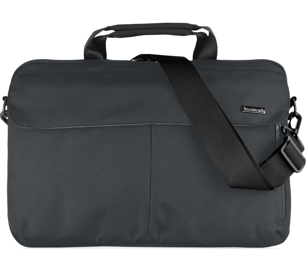 "Image of SANDSTROM S15CCGY16 15"" Laptop Bag - Black, Black"
