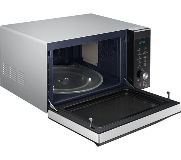 Samsung Mc32k7055ct Eu Combination Microwave Silver Black