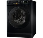 INDESIT Innex XWDE751480XS Washer Dryer - Black