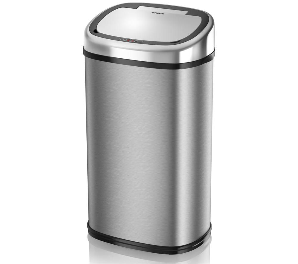 Brabantia Stainless Steel Rectangular Kitchen Bin