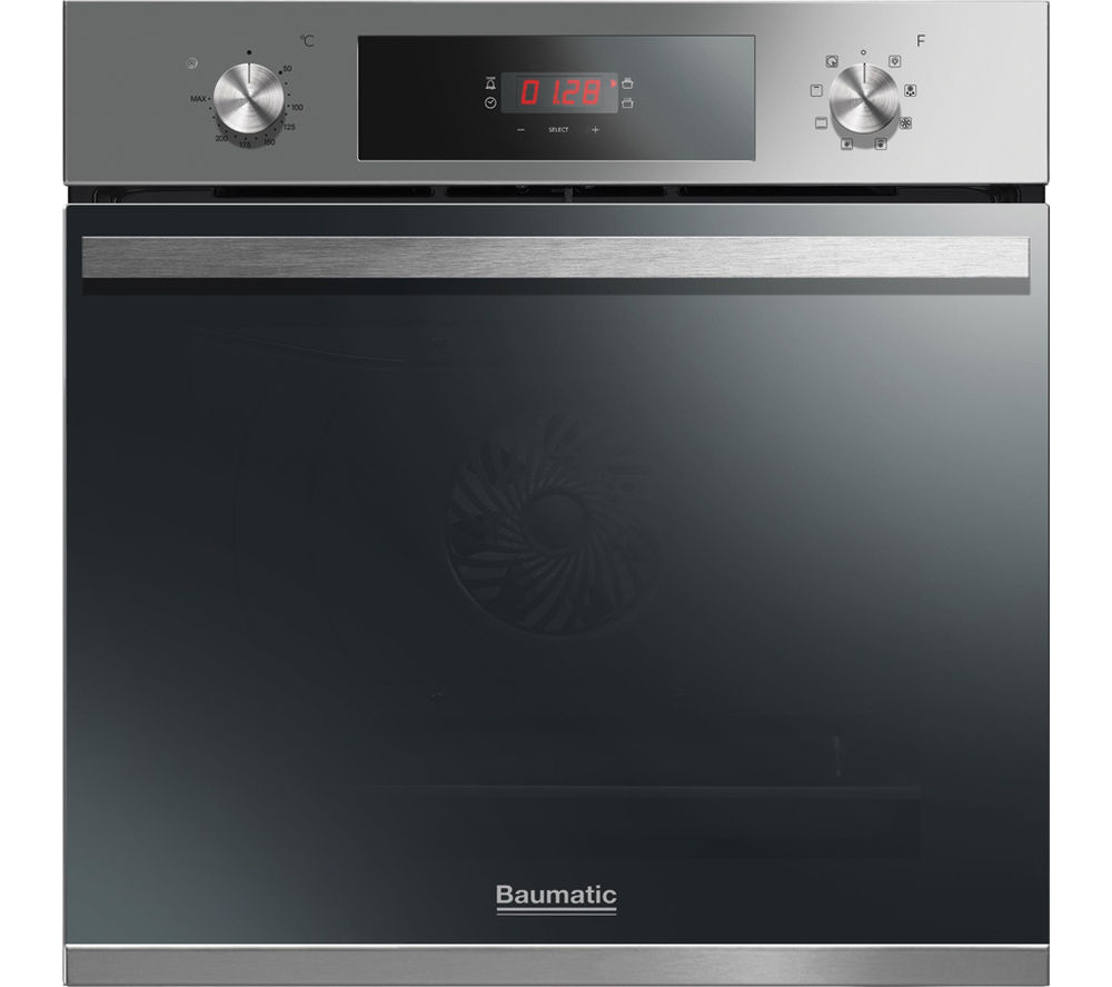 BAUMATIC BOMT608X Electric Oven - Stainless steel