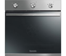 BAUMATIC BOFM604X Electric Oven - Stainless Steel