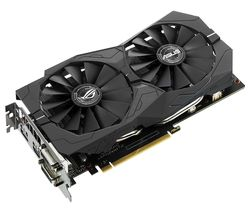 ASUS GeForce GTX 1050 Ti 4 GB Strix Graphics Card
