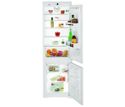 ICUNS3324 Integrated 60/40 Fridge Freezer