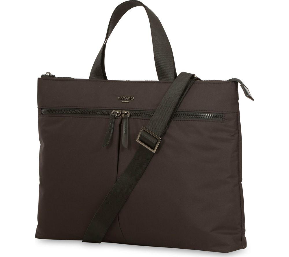 "KNOMO COPENHAGEN 14"" Laptop Bag - Black"