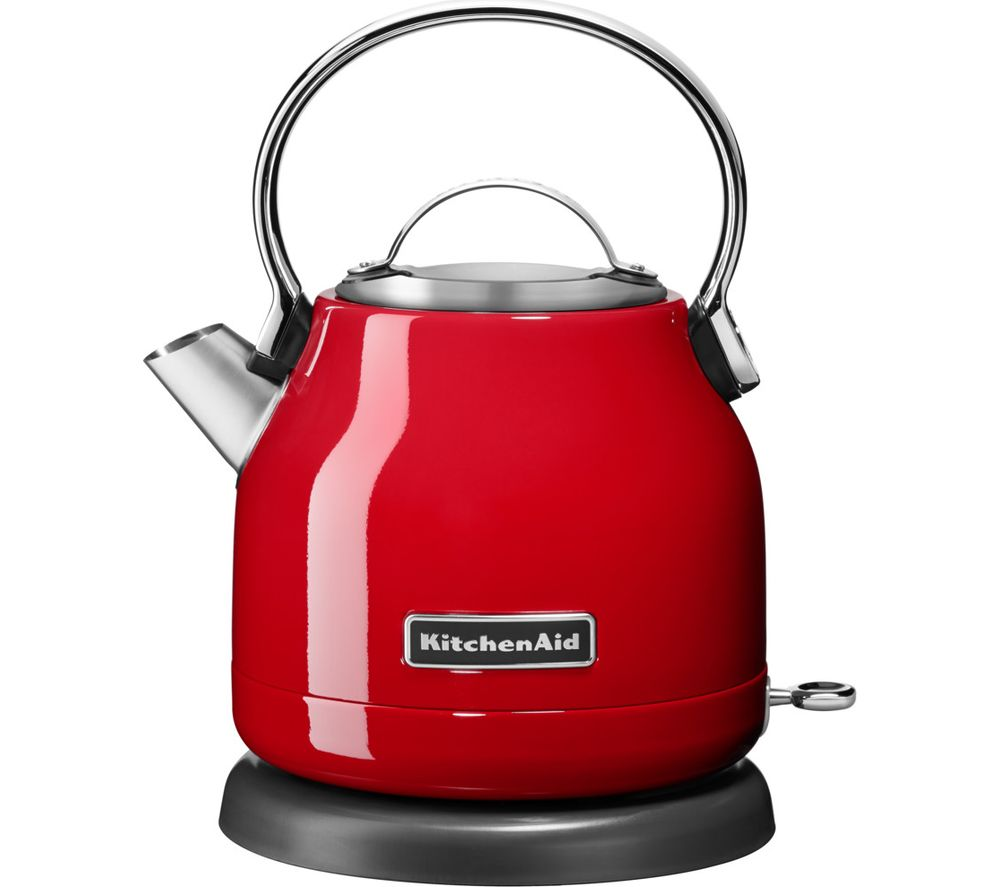 KITCHENAID 5KEK1222BER Traditional Kettle - Empire Red, Red