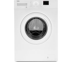 BEKO WTB720E1W 7 kg 1200 Spin Washing Machine - White