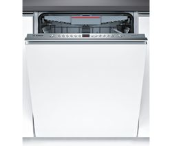 BOSCH Serie 4 SMV46MX00G Full-size Integrated Dishwasher