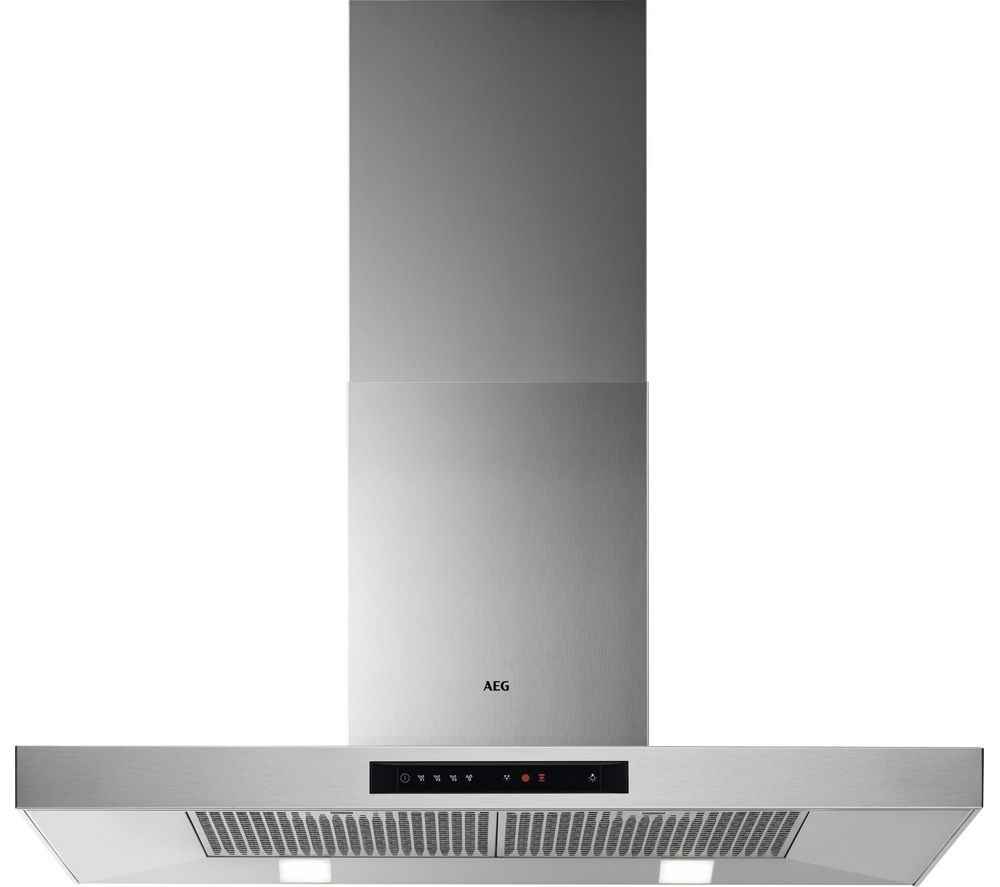 AEG DBB5960HM Chimney Cooker Hood - Stainless Steel, Stainless Steel