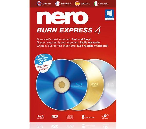 Image of NERO Burn Express 4