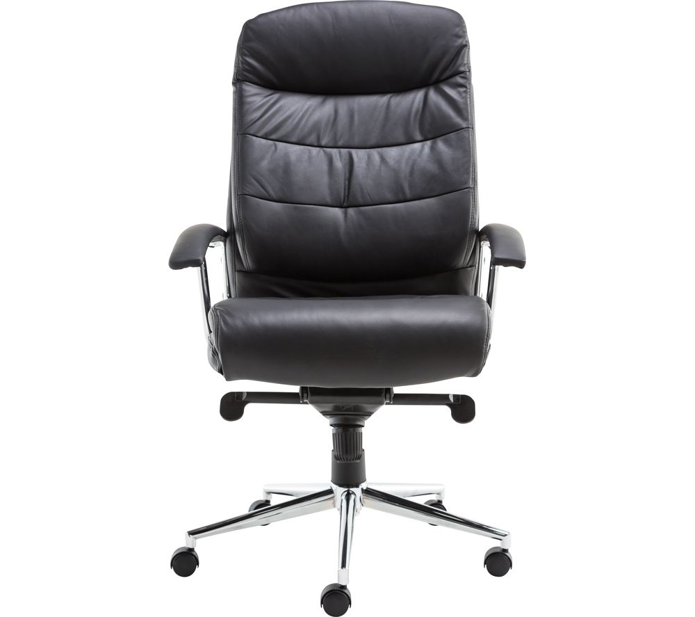 Compare retail prices of Alphason Empire AOC8218BLK Leather Tilting Executive Chair to get the best deal online