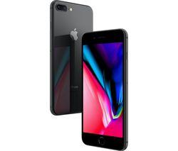iPhone 8 Plus - 256 GB, Space Grey