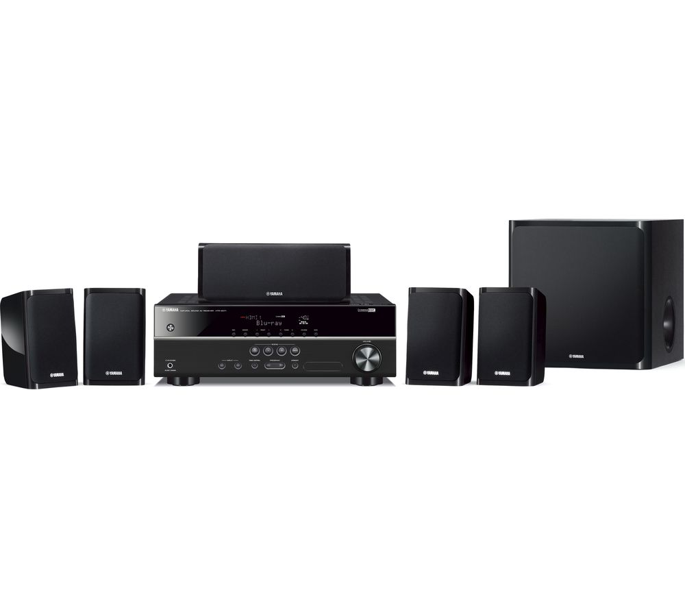 YAMAHA YHT1840 5.1 Home Cinema System