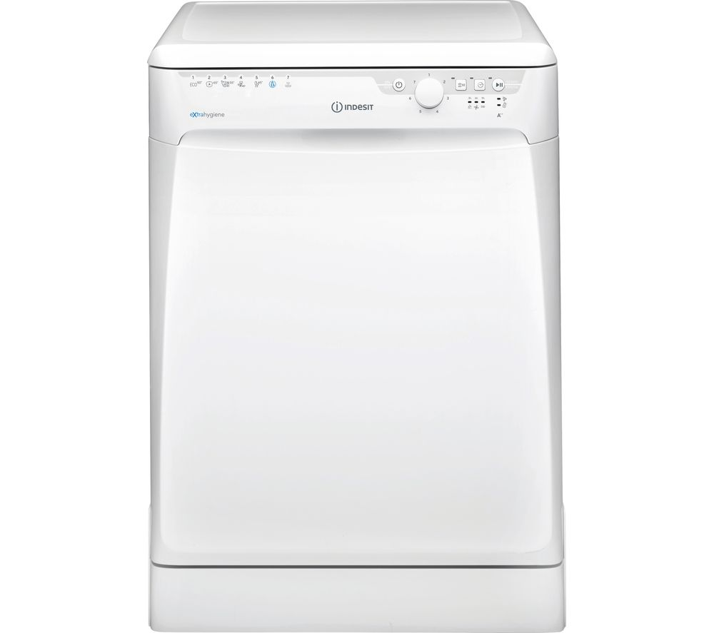 INDESIT DFP 27T96 Z Full-size Dishwasher - White