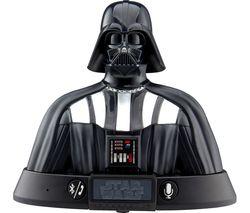 STAR WARS Darth Vader Portable Bluetooth Speaker - Black