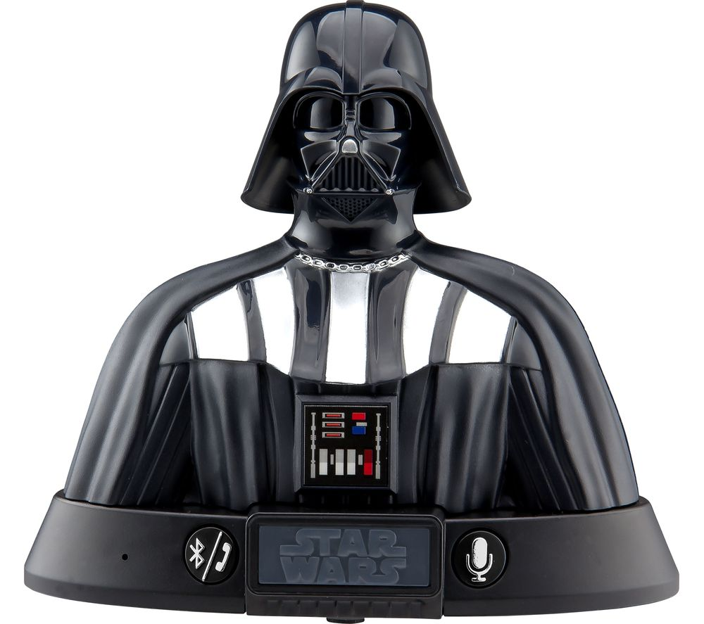 STAR WARS Darth Vader Portable Bluetooth Speaker specs