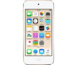 APPLE iPod touch - 128 GB, 6th Generation, Gold