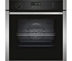 NEFF Slide&Hide B4ACM5HN0B Electric Oven - Stainless Steel