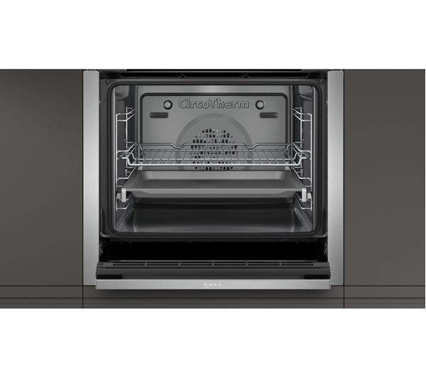 Buy Neff Slide Hide B4acm5hn0b Electric Oven Stainless Steel